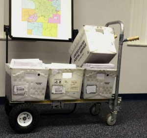 Nearly 900 absentee ballots in Summit County thrown out for lack of postmark; elections board to hold hearing to question postal officials about issue