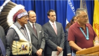 Judge approves nearly $1 billion settlement between U.S. and tribes