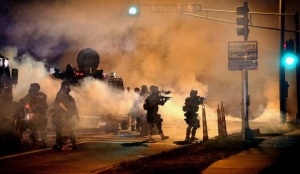 On the Streets of America: Human Rights Abuses in Ferguson