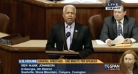 WATCH: 'I Can't Breathe' — Rep. Hank Johnson's incredible tribute to Eric Garner