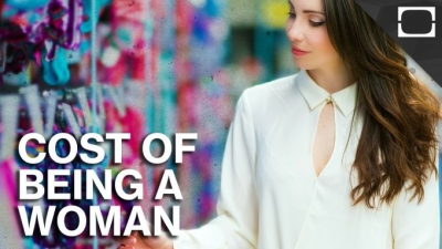 The High Cost Of Just Being A Woman